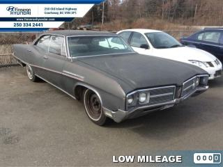 Used 1968 Buick LeSabre - local - trade-in - Low Mileage for sale in Courtenay, BC