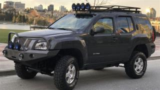 Used 2008 Nissan Xterra LOW KM,NO ACCIDENT,INSPECTED BY NISSAN VANCOUVER, for sale in Vancouver, BC