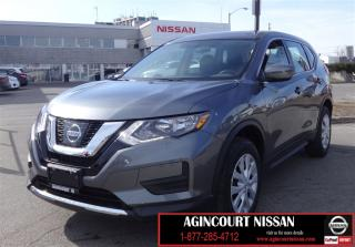 Used 2017 Nissan Rogue S AWD CVT  Backup Camera Bluetooth Cruise Control  for sale in Scarborough, ON
