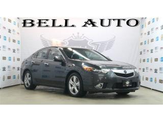 Used 2012 Acura TSX LEATHER SUNROOF ALLOYS BLUETOOTH for sale in North York, ON