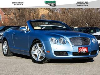 Used 2008 Bentley Continental GTC for sale in North York, ON