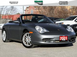 Used 2003 Porsche 911 Carrera   SOLD for sale in North York, ON