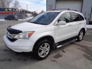 Used 2010 Honda CR-V AWD 5dr EX for sale in Montreal, QC