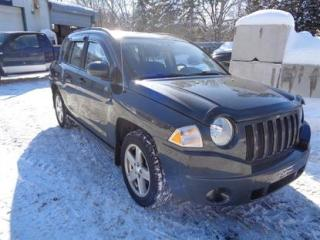 Used 2010 Jeep Compass FWD 4DR for sale in Montreal, QC
