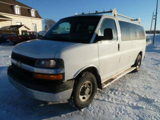 Used 2012 Chevrolet Express 3500 Traction arrière 3500 135 po LT for sale in Saint-isidore, QC