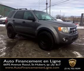 Used 2010 Ford Escape **4X4/G.ÉLECT./AIR** for sale in Saint-hubert, QC