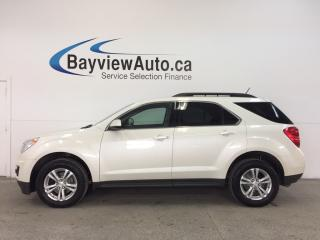 Used 2015 Chevrolet Equinox LT- REM STRT|ALLOYS|HTD STS|MY LINK|REV CAM! for sale in Belleville, ON