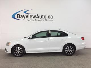 Used 2015 Volkswagen Jetta COMFORTLINE - TDI! SUNROOF! EMISSIONS FIXED! for sale in Belleville, ON