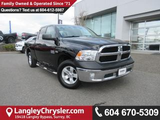 Used 2014 Dodge Ram 1500 ST <B>*RamBox Cargo*BLUETOOTH*5.0 TOUCHSCREEN*<b> for sale in Surrey, BC