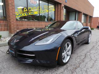 Used 2014 Chevrolet Corvette StingRay Base Heads Up Display for sale in Woodbridge, ON