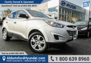 Used 2015 Hyundai Tucson GL ACCIDENT FREE for sale in Abbotsford, BC
