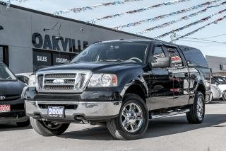 Used 2008 Ford F-150 XLT for sale in Oakville, ON
