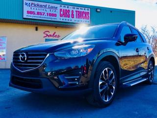 Used 2016 Mazda CX-5 GT for sale in Bolton, ON