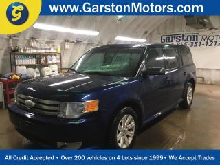 Used 2012 Ford Flex SE FWD**********AS IS SALE*********MICROSOFT SYNC PHONE CONNECT*KEYLESS ENTRY*6 PASSENGER*DUAL ZONE CLIMATE CONTROL w/REAR AIR CONTROL* for sale in Cambridge, ON