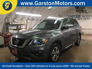 Used 2017 Nissan Pathfinder SV*4WD*BACK UP CAMERA*7 PASSENGER*PHONE CONNECT*HEATED STEERING WHEEL*TRI ZONE CLIMATE CONTROL w/REAR AIR CONTROL*POWER WINDOWS/LOCKS/HEATED MIRRORS*H for sale in Cambridge, ON