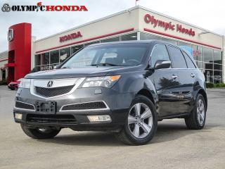 Used 2013 Acura MDX Tech for sale in Guelph, ON