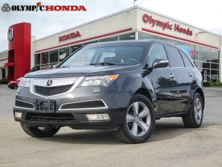 Used 2013 Acura MDX Tech pkg for sale in Guelph, ON