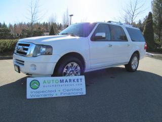 Used 2011 Ford Expedition MAX EL, LIMITED, INSP, FREE WARR, FINANCE! for sale in Surrey, BC