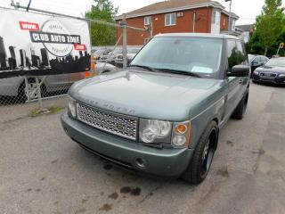Used 2005 Land Rover Range Rover Hse Awd T.ouvrant for sale in Longueuil, QC