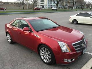 Used 2009 Cadillac CTS 3.6L for sale in North York, ON