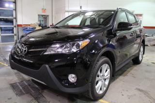 Used 2013 Toyota RAV4 Ltd Awd Mags Toit for sale in Saint-basile-le-grand, QC