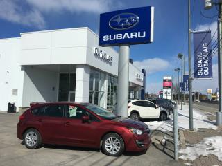 Used 2015 Subaru Impreza Hayon 5 portes CVT 2,0i Touring for sale in Gatineau, QC