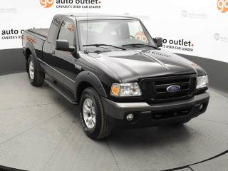 Used 2008 Ford Ranger FX4 Off-Road 4dr 4x4 Super Cab Styleside 6 ft. box 125.7 in. WB for sale in Edmonton, AB