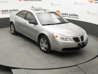 Used 2008 Pontiac G6 SE1 for sale in Edmonton, AB
