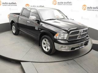 Used 2012 Dodge Ram 1500 LONGHRN for sale in Edmonton, AB