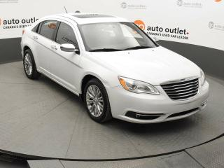 Used 2012 Chrysler 200 Limi for sale in Red Deer, AB