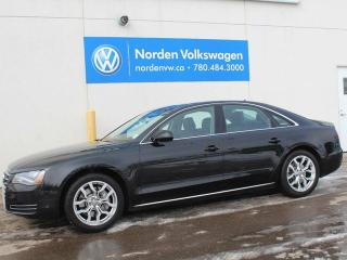 Used 2014 Audi A8 TDI for sale in Edmonton, AB