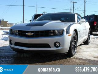 Used 2013 Chevrolet Camaro LT for sale in Edmonton, AB