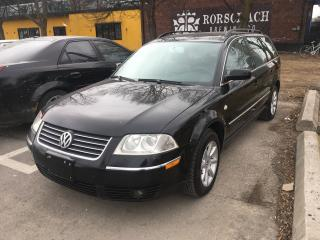 Used 2004 Volkswagen Passat GLS for sale in Toronto, ON