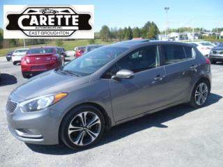 Used 2016 Kia Forte5 Ex T.ouvrant for sale in East broughton, QC