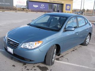 Used 2008 Hyundai Elantra 4DR SDN AUTO GL for sale in Aurora, ON