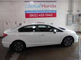 Used 2014 Honda Civic EX POWER SUNROOF AND HEATED SEATS & MIRRORS for sale in Halifax, NS