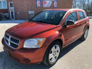 Used 2009 Dodge Caliber SXT/NO ACCIDENT/CERTIFIED/WARRANTY INCLUDED for sale in Cambridge, ON