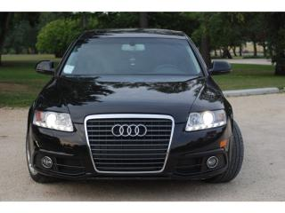 Used 2011 Audi A6 S -line for sale in Guelph, ON