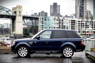 Used 2012 Land Rover Range Rover Sport HSE LUX for sale in Burnaby, BC