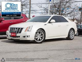 Used 2013 Cadillac CTS Sedan 3.6L SIDI AWD for sale in North York, ON