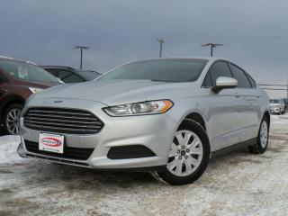 Used 2014 Ford Fusion *CPO* S 2.5L 4CYL *1.9%* *FREE WARRANTY* for sale in Midland, ON