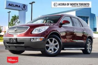Used 2009 Buick Enclave CXL AWD DVD| Parking Sensor| Running Board for sale in Thornhill, ON