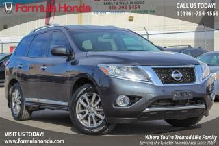 Used 2014 Nissan Pathfinder SL | ALL WHEEL DRIVE | MINT CONDITION for sale in Scarborough, ON