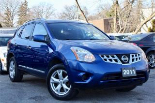 Used 2011 Nissan Rogue SV for sale in Scarborough, ON