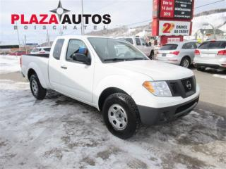 Used 2013 Nissan Frontier S for sale in Boischatel, QC