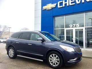 Used 2013 Buick Enclave Cuir 7 Passagers for sale in Gatineau, QC