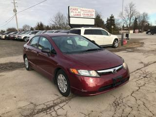 Used 2006 Honda Civic DX-G for sale in Komoka, ON