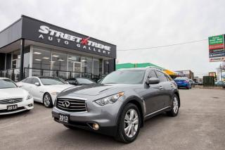 Used 2013 Infiniti FX35 Limited Edition FX37 | All View Camera w/ Navi for sale in Markham, ON