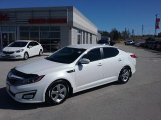 Used 2015 Kia Optima LX for sale in Owen Sound, ON