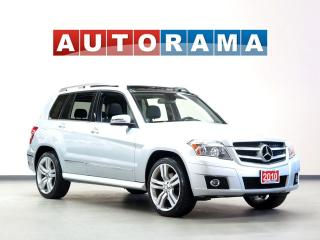 Used 2010 Mercedes-Benz GLK350 LEATHER NAVIGATION BACKUP CAMERA AWD for sale in North York, ON